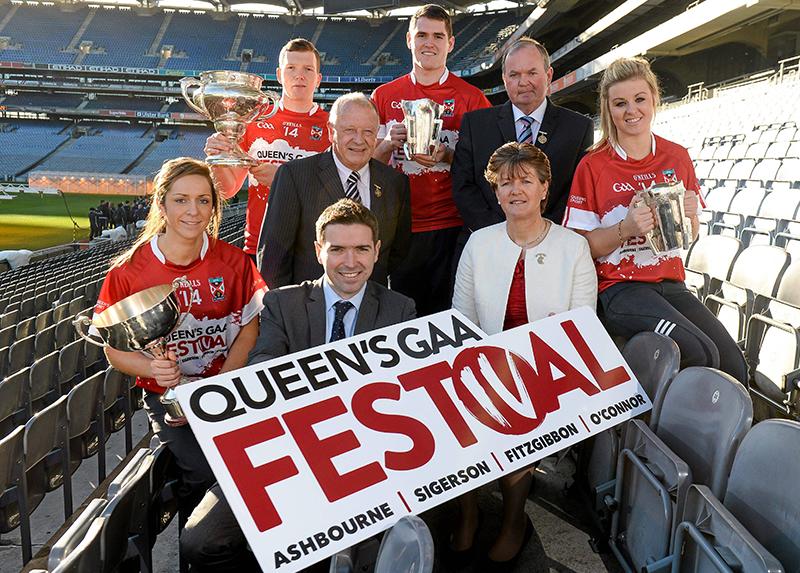 Queen's unveils new GAA Festival at Croke Park