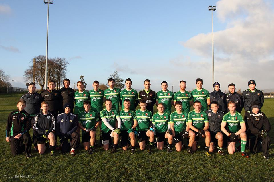 Queen's name team for 2014 McKenna Cup opener