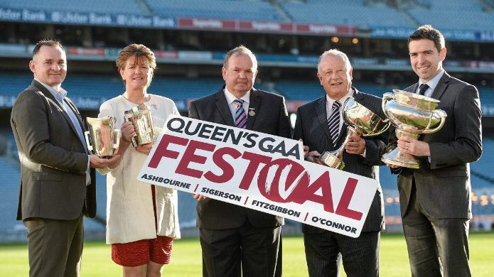 Queen's GAA 2014/15 Meeting