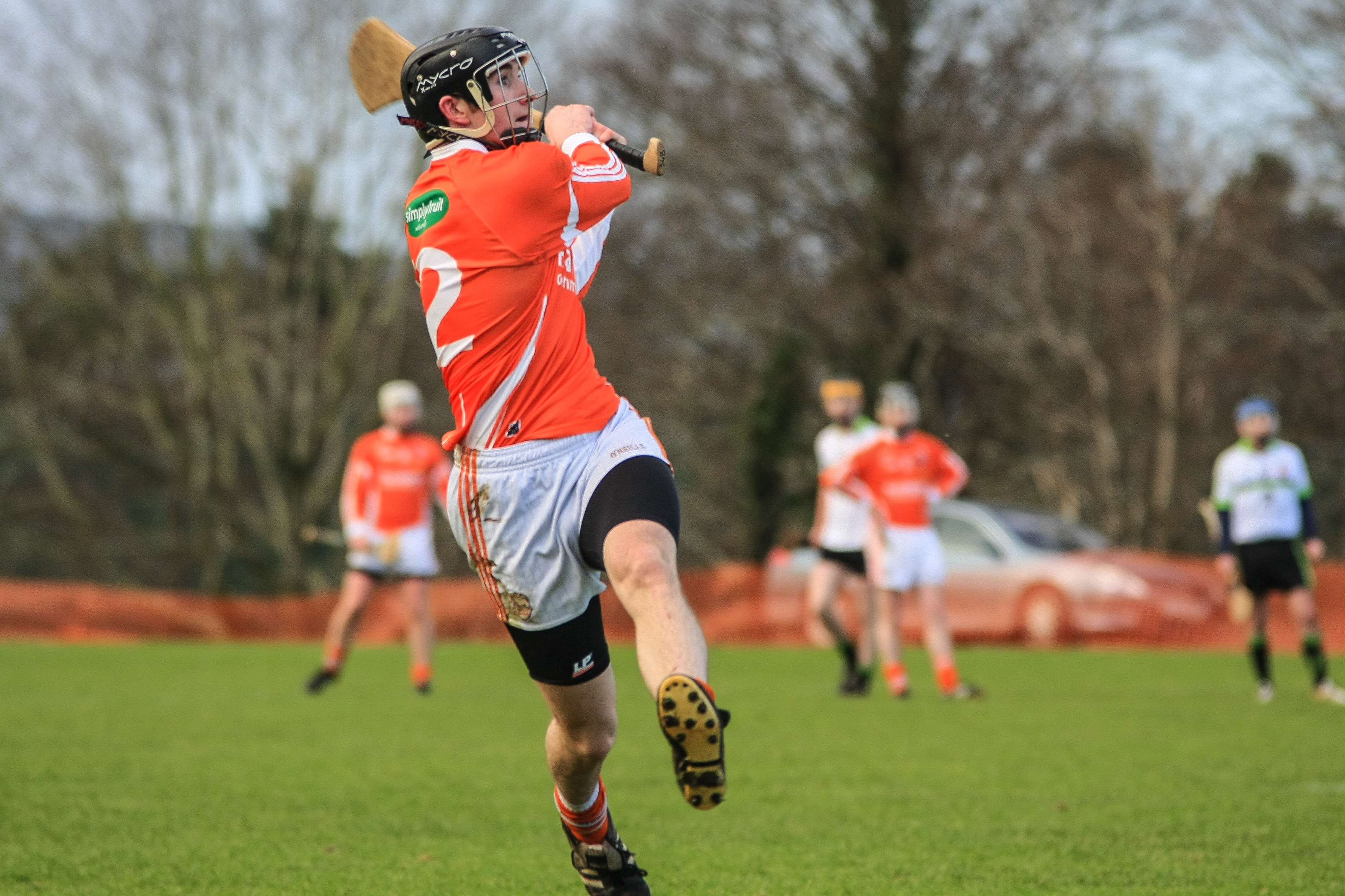Conor McGurk Cup draws to a close this week