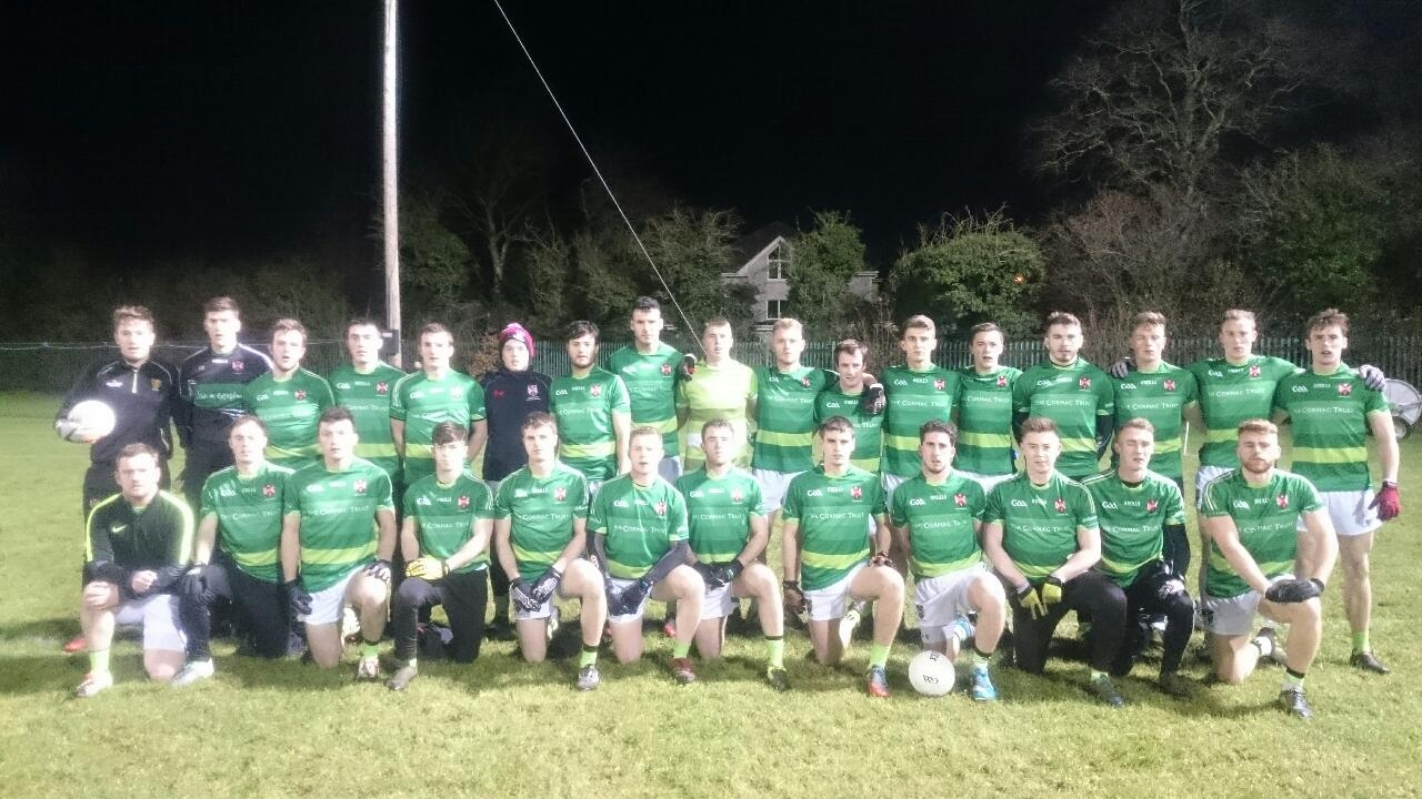 Queen's Clinch Sigerson 2016 Opening Win