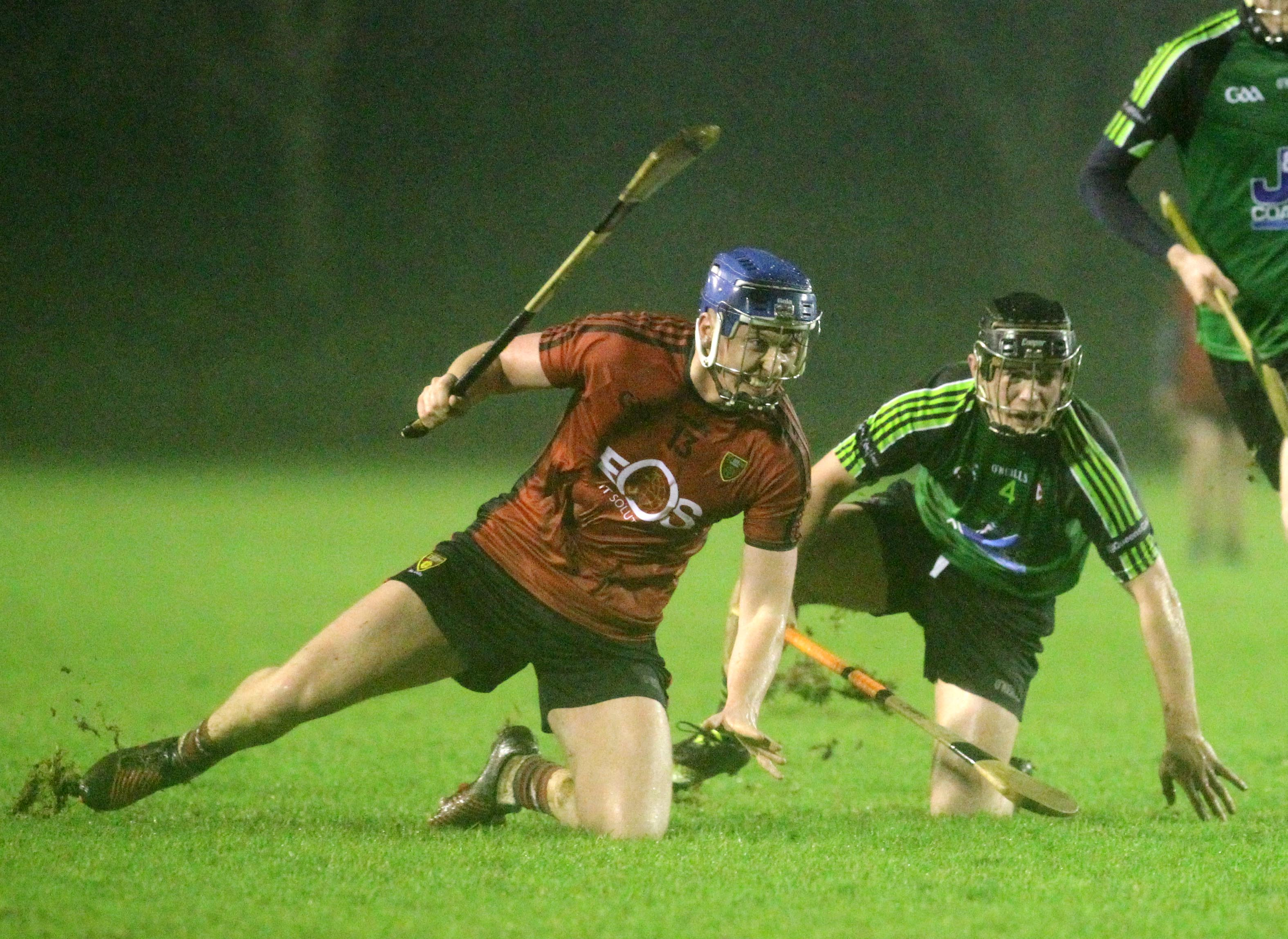 Hurlers overcome Down