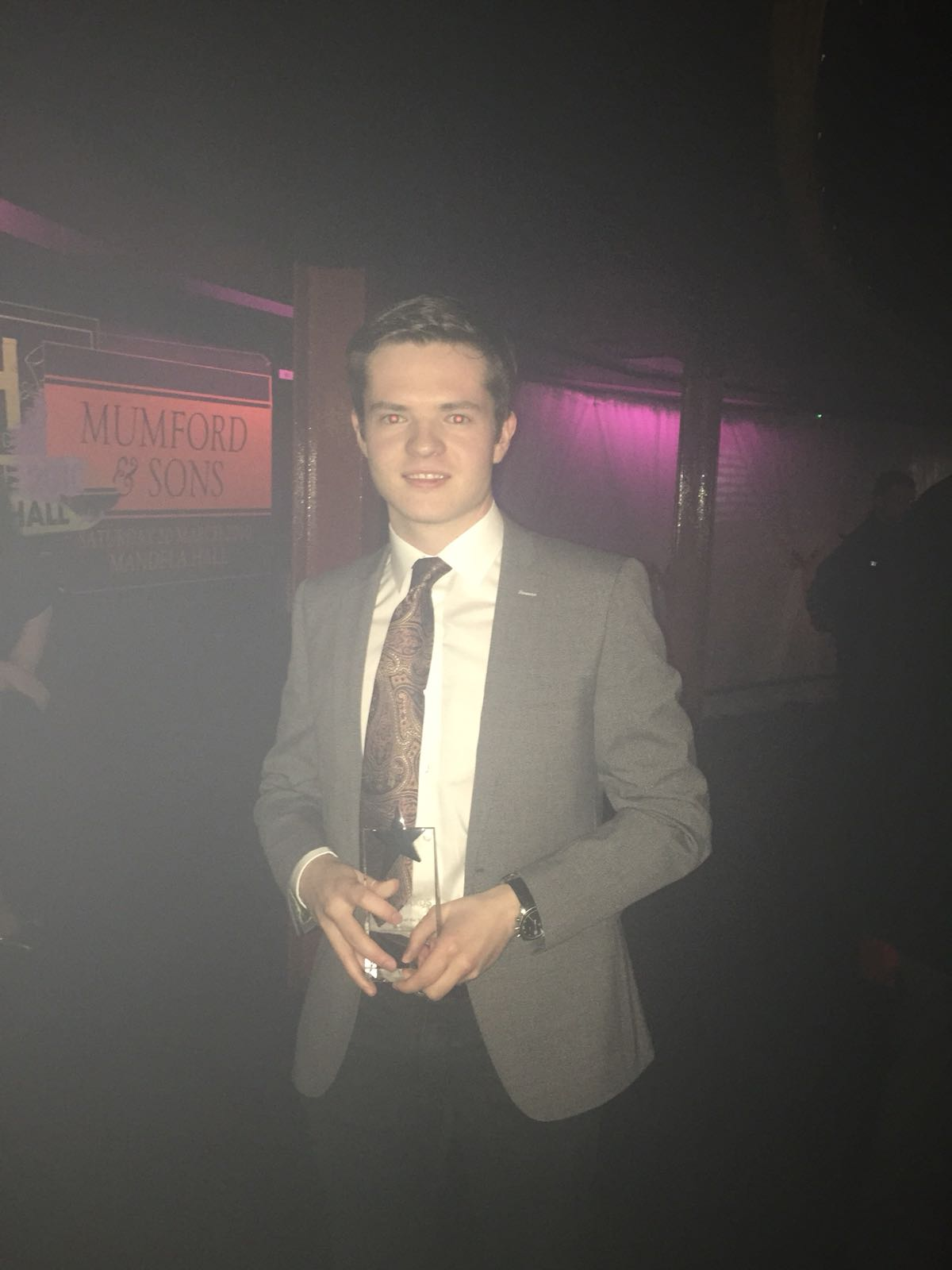 Mark Doyle – Queen's SU Volunteer of the Year
