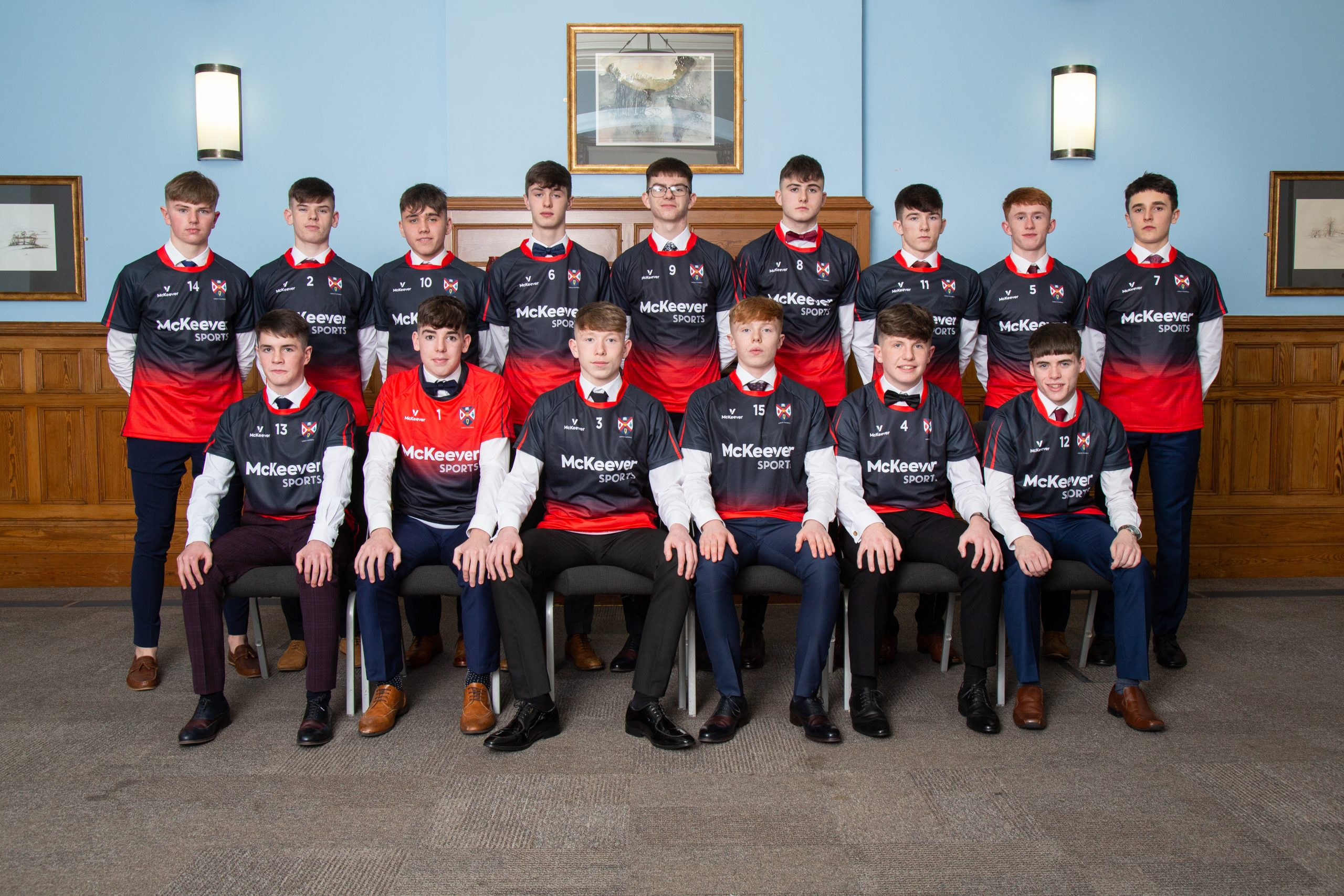 Queen's University Present 2019 Future Star Awards for Football and Hurling