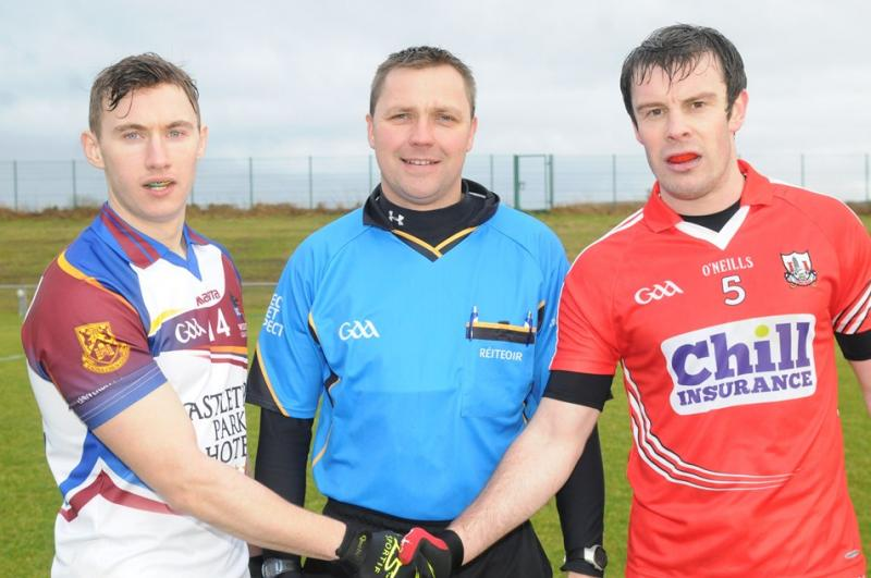 UL name side for Sigerson clash