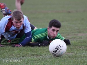 Disaster at the Dub as Queen's bow out of Sigerson action
