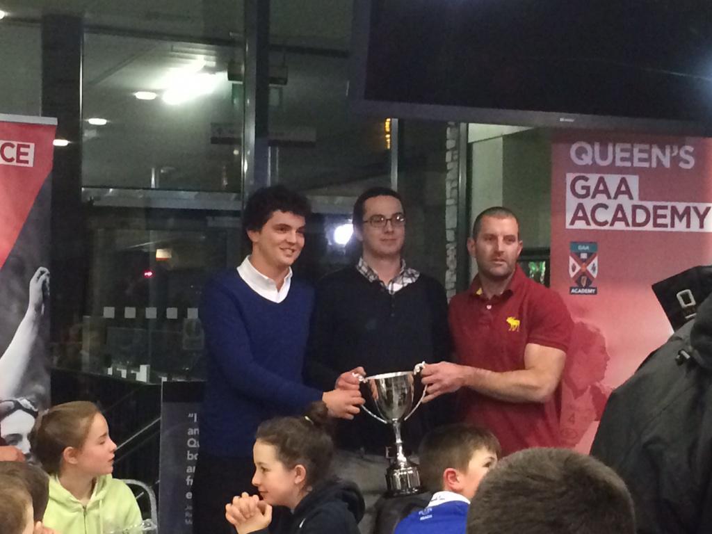 Derry Claim Inaugural McGurk Cup title