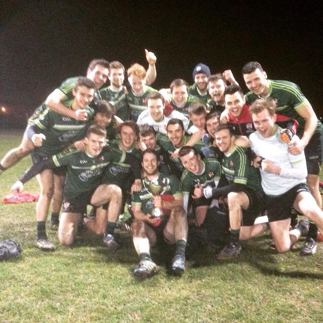 Queen's – 2015 Intermediate Champions