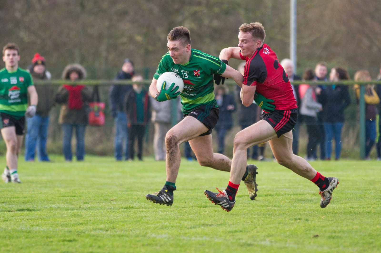 Queen's GAA Club Invite Management and Coaching Applications