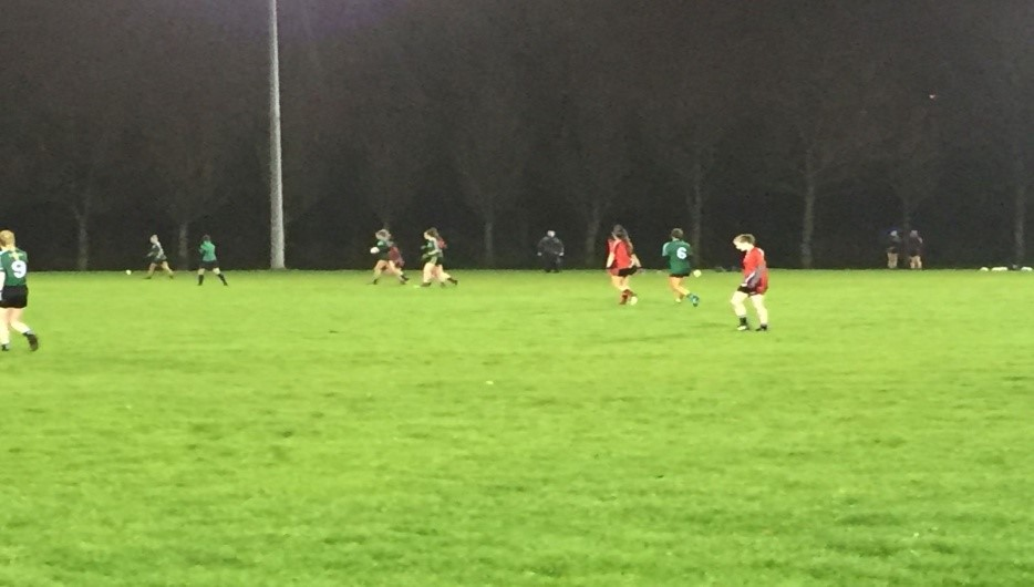 Ladies Intermediates Reach League Final