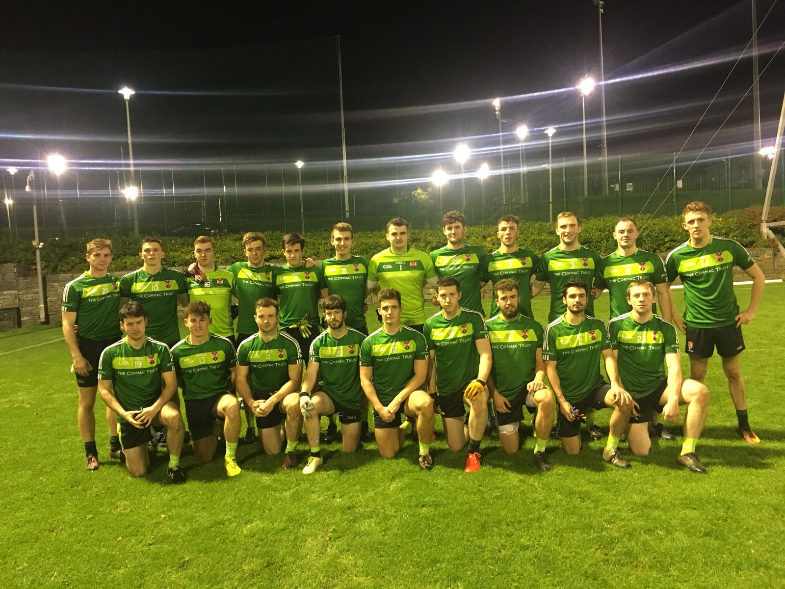 Senior Men face crunch Ryan Cup Quarter Final