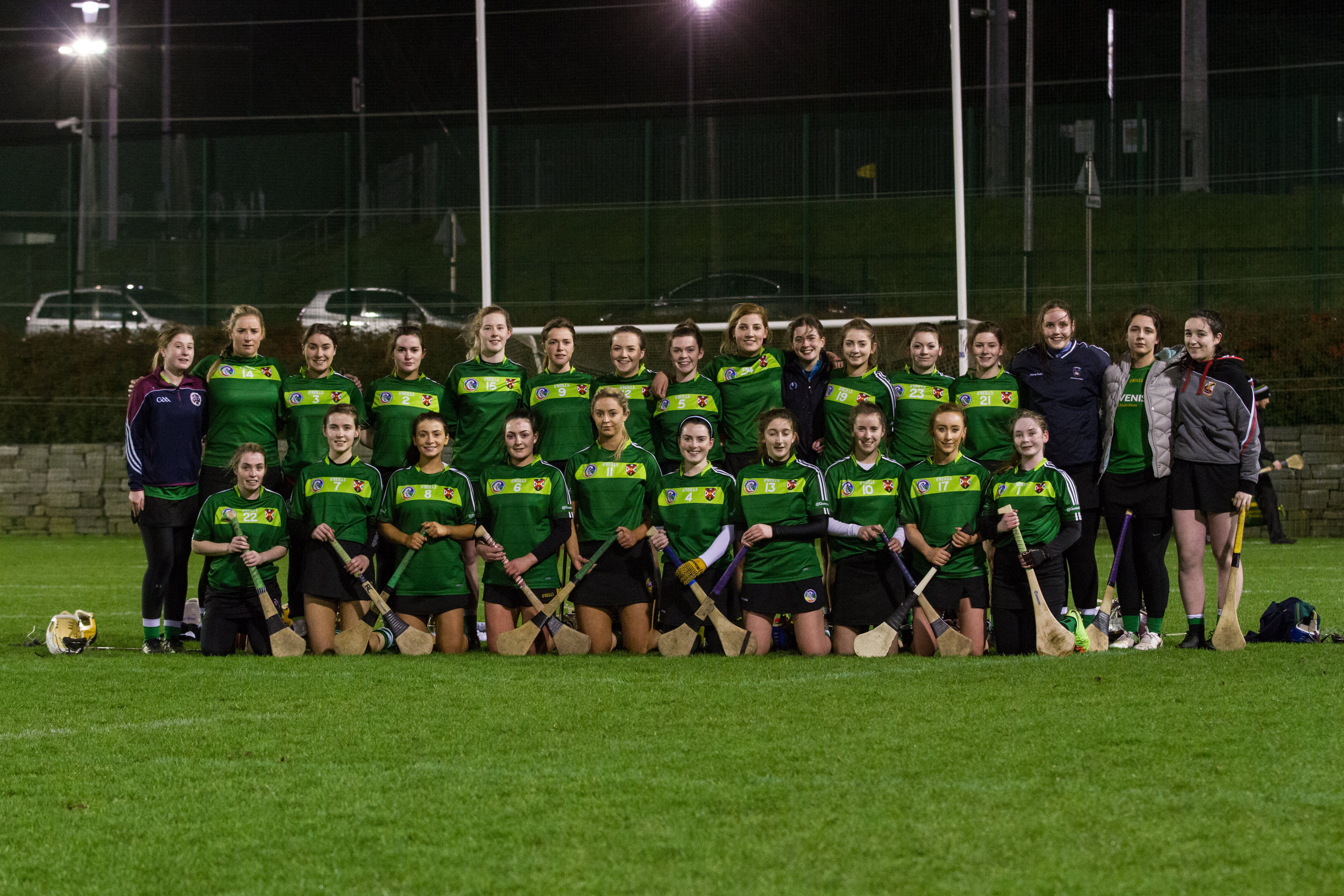 Camogs lose out on points difference