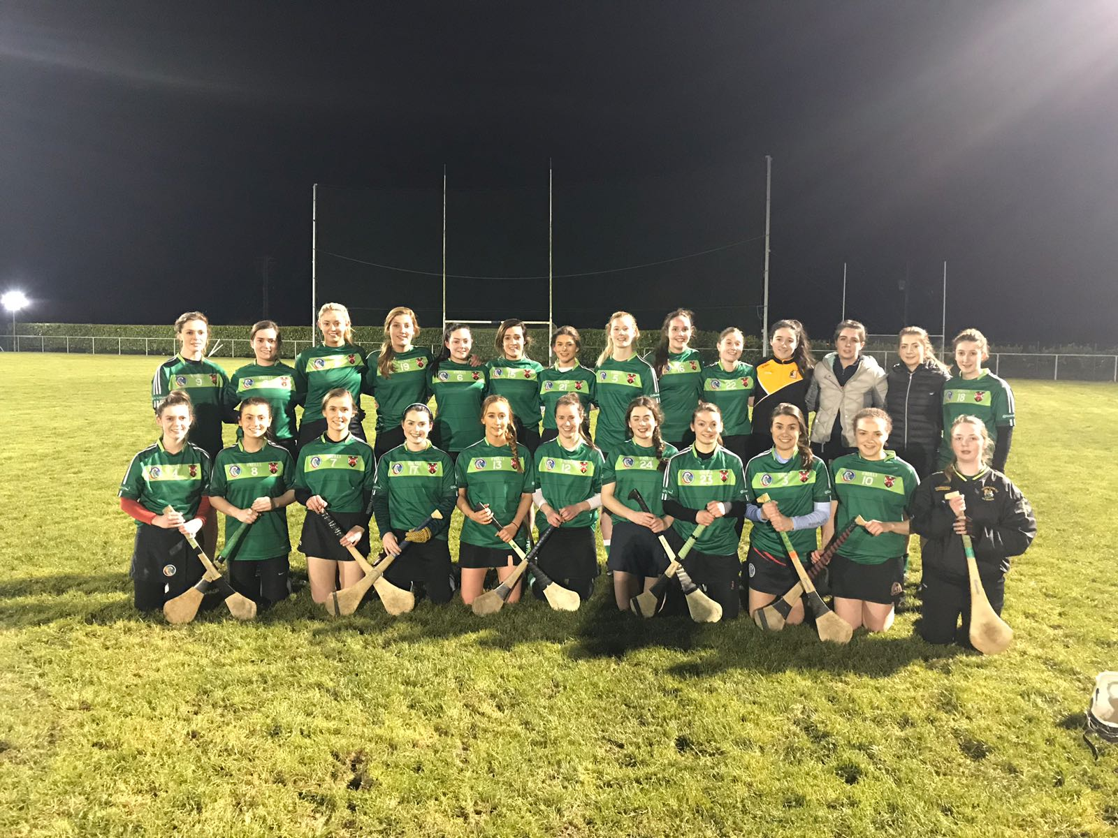 Camogs capture Purcell Shield